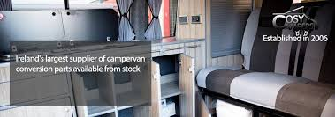 Cosy Campers Campervan Camper Conversion Parts New And Used