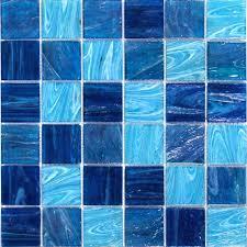 blue mosaic tile tile style bathrooms kitchen floor tiles the