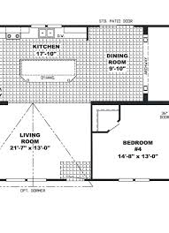 Double Wide Manufactured Home Floor Plans rpisite