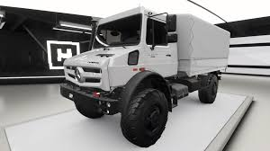 100 Unimog Truck MercedesBenz U5023 Forza Motorsport Wiki FANDOM Powered