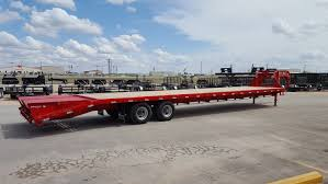 Trailers For Rent In Odessa | Nationwide Trailers | Houston Texas