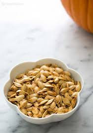 Roasted Shelled Pumpkin Seeds Nutrition by Roasted Pumpkin Seeds Recipe Toasted Pumpkin Seeds