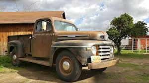 Charming Farm Hand: 1949 Mercury M68 Pickup