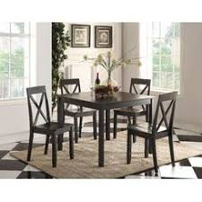 Kmart Kitchen Table Sets by Contemporary Black Dining Sets Collections Kmart