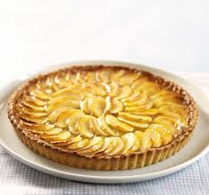 French Apple Tart Recipe With Pastry Cream