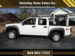Used 2007 Chevrolet Colorado For Sale In Fountain Inn, SC 29644 ...