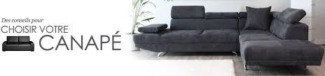 choisir un canapé achat canapé quelle matière choisir maison et styles maison