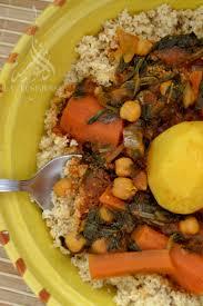 recette cuisine couscous tunisien couscous végétarien à la gafsienne