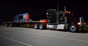 100 Cdn Trucking Canadian Flatbeds Steel Hauling Excellence Across North America