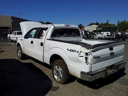 100 Wrecked Ford Trucks For Sale Used Parts 2013 F150 XLT 4x4 35L Twin Turbo Ecoboost 6 Speed