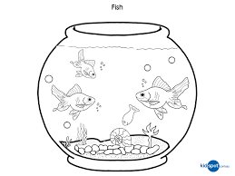 Fancy Fish Tank Coloring Page 21 About Remodel Seasonal Colouring Pages With