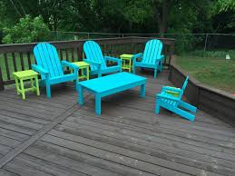 Plans For Wood Deck Chairs by 429 Best Outdoor Furniture Tutorials Images On Pinterest Outdoor