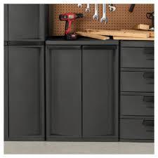 Sterilite 2 Shelf Utility Cabinet by 100 Suncast Storage Cabinet Walmart Outdoor Suncast Hose