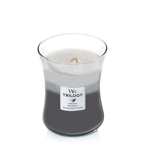 WoodWick Trilogy Candle - 275g, Medium