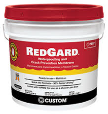 redgard prevention and waterproofing membrane