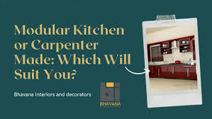 Interior Designers For Kitchen In Bangalore Bhavana Modular Kitchen Or Carpenter Made Which Will Suit You By