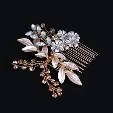 online get cheap hair flowers bridal aliexpress com alibaba group