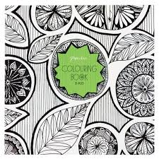 Parkano Adult Colouring Book