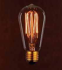 string light co vintage 40w clear light bulb reviews wayfair