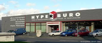 hyper bureau brest les magasins hyperburo en
