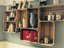 Amazing Repurposed Wooden Crates 87 With Additional Interior For House