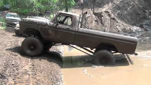 100 Ford Mud Trucks FORD 4X4 TRUCK STUCK IN MUD PART 1 By BSF Recovery Team YouTube