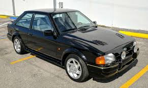 100 Rally Truck For Sale This 1988 D Escort RS Turbo Is Americas Bidden Fruit