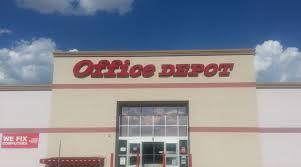 fice Depot 2110 MONTROSE CO