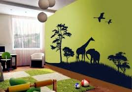 Safari Decorating Ideas For Living Room by Decorating Ideas For Jungle And Safari Nursery Decor Interior