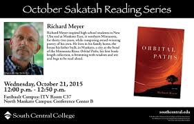 ORBITAL PATHS By Richard Meyer - ScienceThrillers Media Events Midge Bubany Author Welcome Week 2017 Schedule Maverick Minnesota Intertional Festival State University Mankato Barnsie Hashtag On Twitter Good Thunder Stores Bargains Amazon Buying Whole Foods In 137b Deal News Mankatofepresscom Raising Phoenix Photo Tour And North Bnwchester Learning Communities At Home Facebook