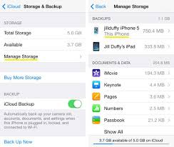 How to Back up Apps on iCloud