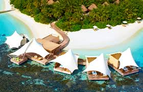 100 W Retreat And Spa Maldives Maldives Luxury Hotels TravelPlusStyle Luxury Hotels
