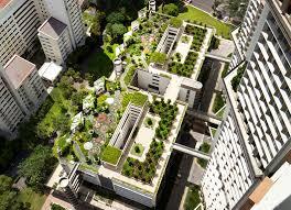 100 Woha Design WOHAs Solarpowered SkyVille In Singapore Boasts A Deep