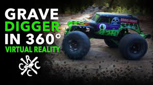 Grave Digger Monster Truck RC In 360° Virtual Reality | My RC Car ... Remote Control Grave Digger Monster Jam Truck By Traxxas Grave Digger Rc 18 Scale 44 Radio By No Limit World Finals At Diggers Dungeon Video Buy New Bright 143 Top 8 Fantastic Experience Of This Years Rc Cars Webtruck 116 Replica Review Truck Stop Car 110 Ff 4x4 Mini Hot Wheels Giant Vehicle Big W Regarding Monster Truck Race Racing Monstertruck Fs