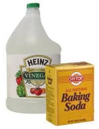 Slow Draining Bathroom Sink Vinegar by 5 Ways To Clear A Clogged Drain Without Chemicals