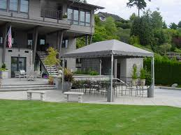 Canopies - Rainier Shade Outsunny 11 Round Outdoor Patio Party Gazebo Canopy W Curtains 3 Person Daybed Swing Tan Stationary Canopies Kreiders Canvas Service Inc Lowes Tents Backyard Amazon Clotheshopsus Ideas Magnificent Porch Deck Awnings And 100 Awning Covers S Door Add A Room Fniture Shade Incredible 22 On Gazebos Smart Inspiration Tent Home And More Llc For Front Cool Wood