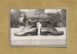 Shoes Photo Vintage Old Antique Brown Decoration