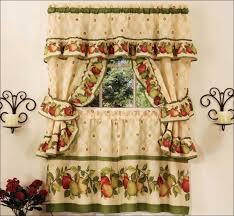 furniture awesome lush decor estate garden window valance