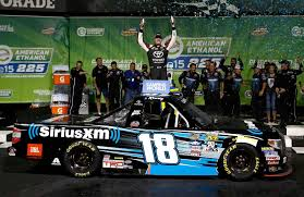 2016 Camping World Truck Series Winners | Official Site Of NASCAR Timothy Peters Wikipedia How To Uerstand The Daytona 500 And Nascar In 2018 Truck Series Results At Eldora Kyle Larson Overcomes Tire Windows Presented By Camping World Sim Gragson Takes First Career Victory Busch Ties Ron Hornday Jrs Record For Most Wins Johnny Sauter Trucks Race Bristol Clinches Regular Justin Haley Stlap Lead To Win Playoff Atlanta Results February 24 Announces 2019 Rules Aimed Strgthening Xfinity Matt Crafton Won The Hyundai From Kentucky Speedway Fox