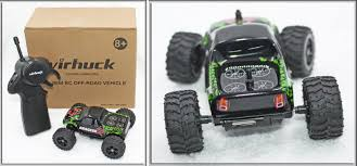 Virhuck 1:32 Scale Remote Control Rc Monster Truck ~ Independent Reviews Buy Saffire Webby Remote Controlled Rock Crawler Monster Truck Rc Double E Dump Unboxing And Review Pinoy Unboxer 116 24 Ghz Exceed Rc Magnet Ep Electric Rtr Off Road Axial Wraith A Fast And Durable Trail Basher Traxxas 360341 Bigfoot Control Blue Ebay Volantex Crossy 118 7851 Volantexrc Cars Trucks At Modelflight Shop Super 45 Mph Affordable Car Jlb Cheetah Full Review Redcat Everest Gen7 One Of The Best Value Under 100 Reviews In 2018 Wirevibes For Planet X Nbao Model Price Pakistan