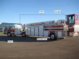San Jose Fire Truck Tiller, Tiller Fire Truck | Trucks Accessories ...