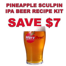 Save $7 On A Pineapple Sculpin IPA Clone Beer Recipe Kit ...