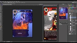 How To Create Trading Cards In Photoshop