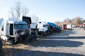 The Best Semi Truck Junk Yard Exterior And Interior - Truck Reviews ...