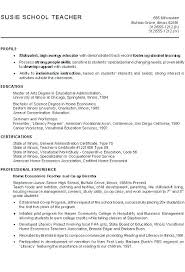 Resume Title Samples Plus Examples Of Names