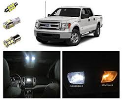 09 14 ford f 150 led package interior tag
