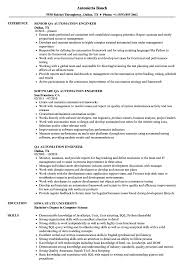 Warehouse Group Leader Resume Qa Sample With Selenium Resumes Page Area