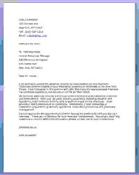 Pharmacy Technician Letter