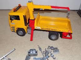 100 Bruder Tow Truck Toys Wrecker Vehicle WAccessories 1853612170