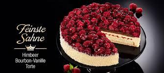 himbeer sahne vanille torte coppenrath wiese